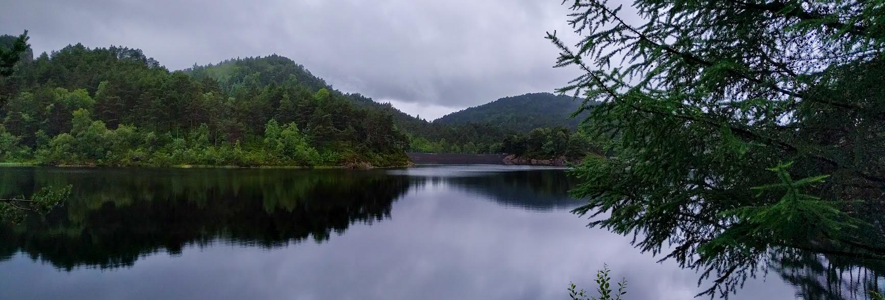 Tennebekktjørna Lake Round Trip
